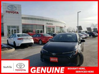 Used 2019 Toyota Corolla Hatchback HATCHBACK - SE UPGRADE for sale in Stouffville, ON