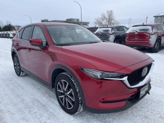 Used 2018 Mazda CX-5 GT - Low Mileage for sale in Steinbach, MB