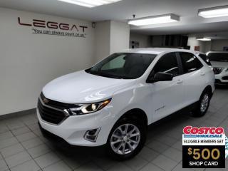 New 2021 Chevrolet Equinox LS for sale in Burlington, ON