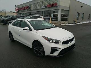 New 2021 Kia Forte EX+ for sale in Milton, ON