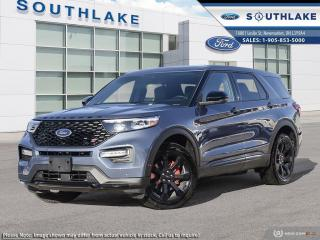 New 2021 Ford Explorer ST for sale in Newmarket, ON