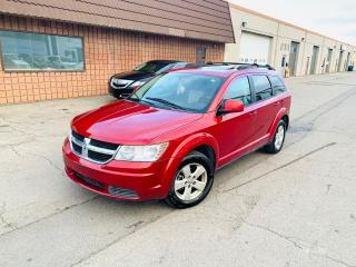 Used 2009 Dodge Journey SXT | 7 SEATER | SUNROOF for sale in Burlington, ON