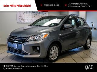 New 2021 Mitsubishi Mirage ES SE - CVT for sale in Mississauga, ON