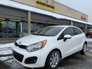 Used 2013 Kia Rio for sale in North York, ON