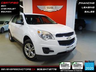 Used 2011 Chevrolet Equinox CERTIFIED | FINANCE | 9055478778 for sale in Oakville, ON