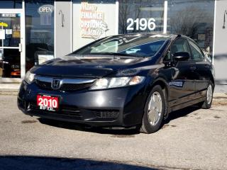 Used 2010 Honda Civic Sdn 4dr Auto DX-G for sale in Bowmanville, ON