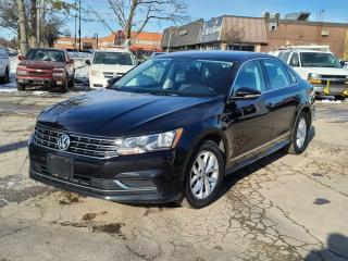 Used 2017 Volkswagen Passat Trendline+ for sale in Brampton, ON
