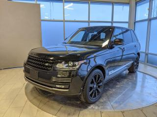 Used 2016 Land Rover Range Rover SC Autobiography for sale in Edmonton, AB