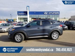 New 2021 Hyundai Tucson Preferred Sun and Leather - 2.0L Leather, Pano Roof, Heated Seats/Wheel, Blindspot Monitor, Heated Rear Seats, Push Button for sale in Edmonton, AB