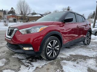 Used 2019 Nissan Kicks SV for sale in Bradford, ON