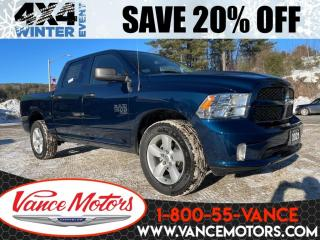 New 2021 RAM 1500 Classic Express 4x4...V6*BACKUP CAM*TOW! for sale in Bancroft, ON