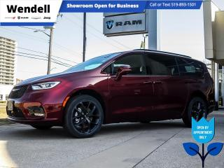 New 2021 Chrysler Pacifica Touring-L Plus | Sunroof | FamCam | AWD for sale in Kitchener, ON