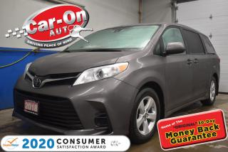 Used 2018 Toyota Sienna ONLY 35,000 KM | REMOTE STARTER | LE 8-Passenger for sale in Ottawa, ON