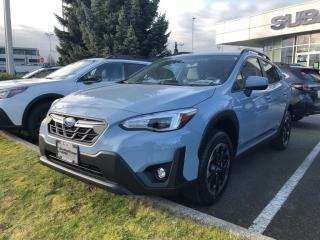 New 2021 Subaru XV Crosstrek Sport for sale in North Vancouver, BC