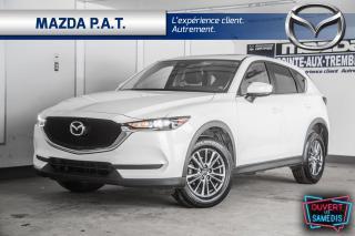 Used 2018 Mazda CX-5 AWD,AUTO,TOIT OUVRANT,CAMÉRA DE RECUL,BAS KM for sale in Montréal, QC
