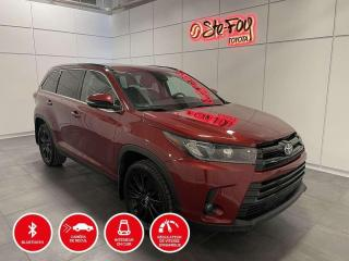 Used 2019 Toyota Highlander SE-  AWD -TOIT for sale in Québec, QC