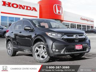 Used 2019 Honda CR-V EX HEATED SEATS | APPLE CARPLAY™ & ANDROID AUTO™ | REARVIEW CAMERA for sale in Cambridge, ON