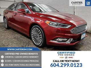 Used 2017 Ford Fusion SE for sale in Burnaby, BC