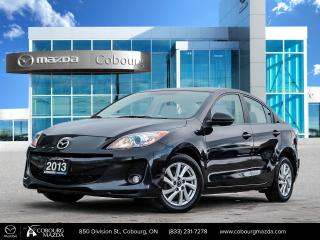 Used 2013 Mazda MAZDA3 GS-SKY GS-L for sale in Cobourg, ON