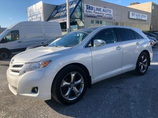 Used 2015 Toyota Venza V6 NAVIGATION|CAMERA|LEATHER|ALLOYS for sale in Concord, ON