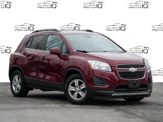 Used 2013 Chevrolet Trax 2LT Selling AS IS | Clean Car FAx for sale in St Catharines, ON
