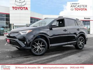 Used 2017 Toyota RAV4 se for sale in Ancaster, ON