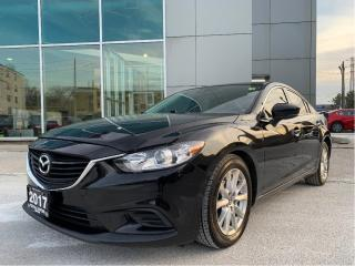 Used 2017 Mazda MAZDA6 GS at LEATHER / SUNROOF! for sale in York, ON