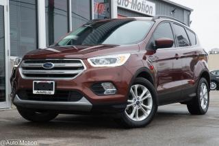 Used 2018 Ford Escape SEL for sale in Chatham, ON