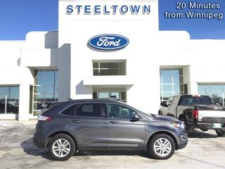 Used 2017 Ford Edge SEL  - Bluetooth -  Heated Seats for sale in Selkirk, MB