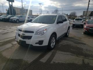 Used 2015 Chevrolet Equinox LS for sale in London, ON