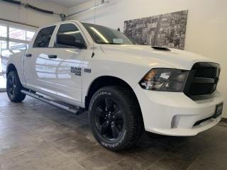 New 2021 RAM 1500 Classic NIGHT EDITION for sale in Steinbach, MB