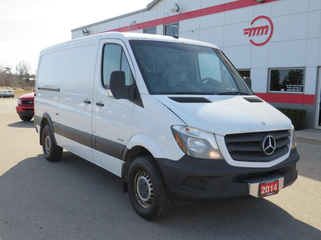 2014 Mercedes-Benz Sprinter DIESEL with Racking System