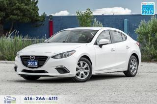 Used 2015 Mazda MAZDA3 GX|Power windows|Power locks|Air| for sale in Bolton, ON