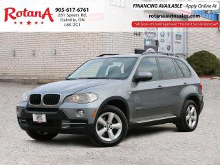 Used 2010 BMW X5 30i_Navi_7 Passengers_Panoramic Roof for sale in Oakville, ON