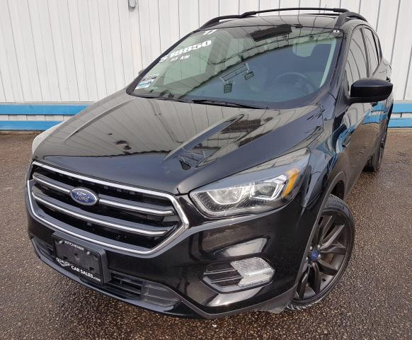 2017 Ford Escape SE 4WD *LEATHER*