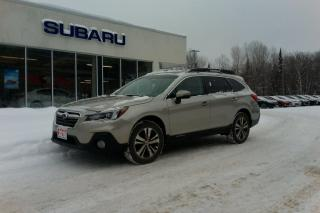 Used 2018 Subaru Outback LIMITED for sale in Minden, ON
