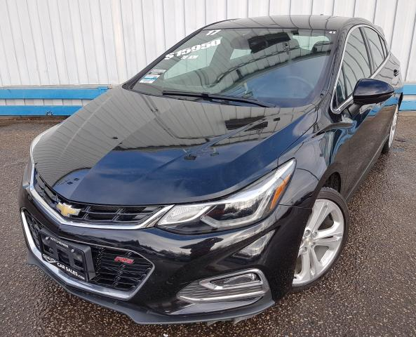2017 Chevrolet Cruze RS Hatchback *LEATHER-SUNROOF*