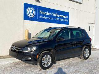 Used 2015 Volkswagen Tiguan TRENDLINE 4MOTION W/ CONVENIENCE PKG for sale in Edmonton, AB