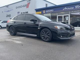 Used 2018 Subaru WRX Premium for sale in Aylmer, ON