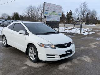 Used 2011 Honda Civic SE for sale in Komoka, ON