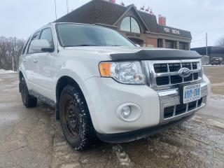 Used 2010 Ford Escape Limited for sale in Harriston, ON