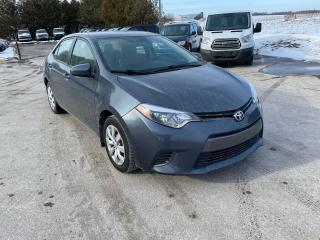 Used 2016 Toyota Corolla LE for sale in Waterloo, ON