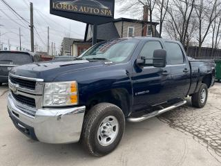 Used 2009 Chevrolet Silverado 2500 WT for sale in Hamilton, ON