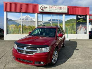 Used 2010 Dodge Journey R/T for sale in Campbell River, BC