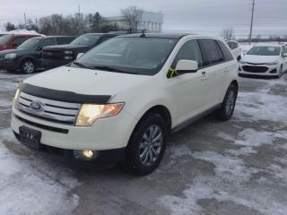 Used 2007 Ford Edge SEL Plus for sale in Innisfil, ON