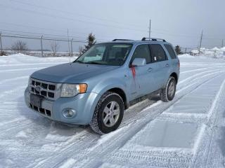 Used 2008 Ford Escape HEV for sale in Innisfil, ON