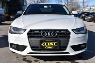 Used 2013 Audi A4 Premium Plus - 6 Speed Manual for sale in Oakville, ON
