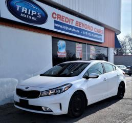 Used 2017 Kia Forte EX Luxury|No Accident/ Leather/Sunroof/Android Aut for sale in Brantford, ON