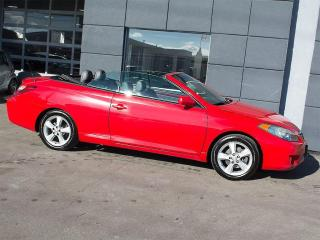 Used 2004 Toyota Camry Solara SLE|V6|LEATHER|ALLOYS for sale in Toronto, ON