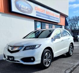 Used 2018 Acura RDX ELITE| Navigation, Leather, Sunroof, Heated Seat, for sale in Brantford, ON